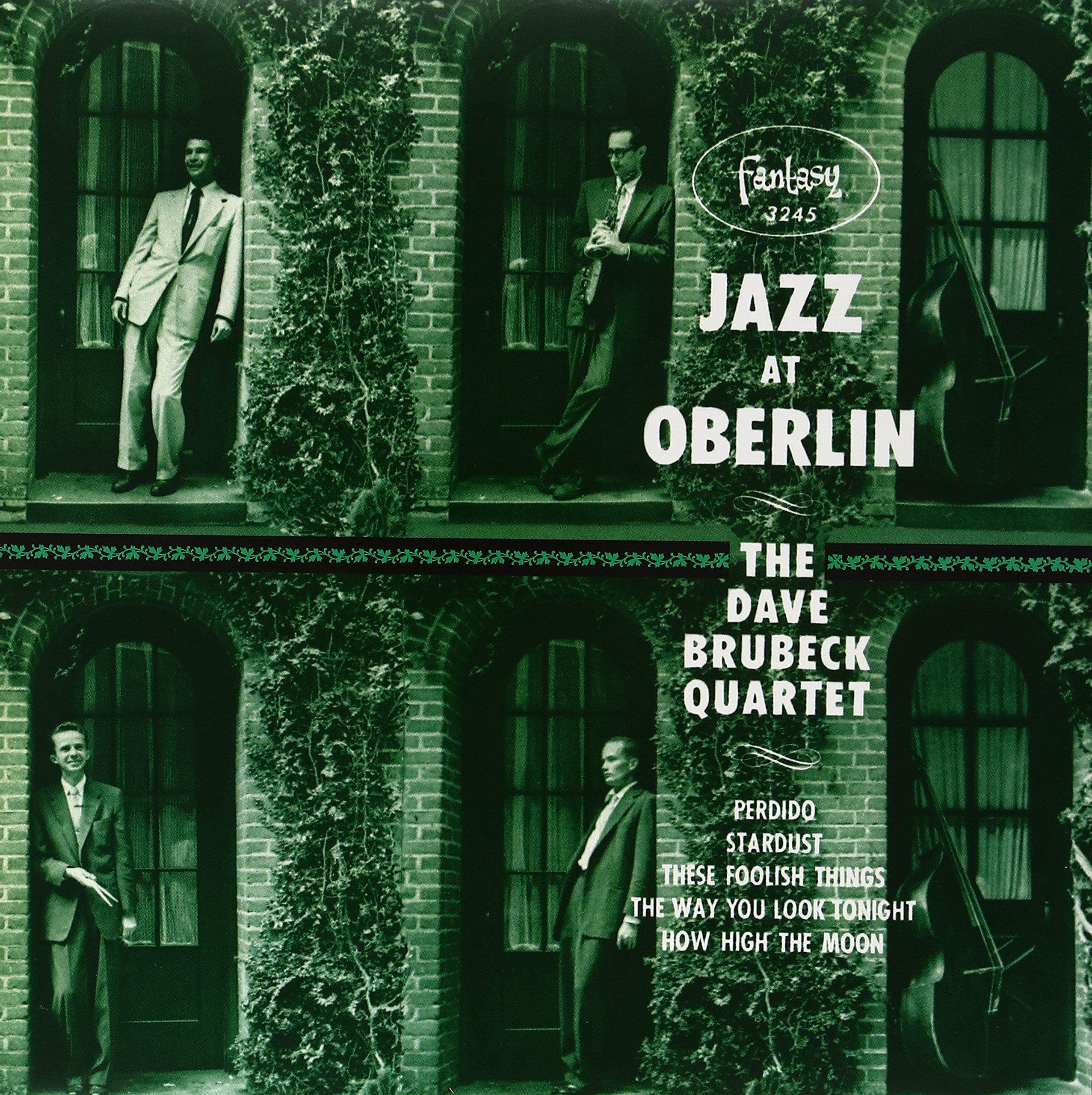 Jazz at Oberlin [Vinyl]