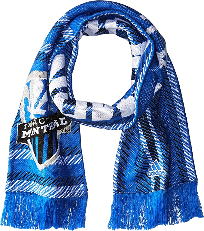 adidas MLS unisex-adult Mls Sp17 Fan Wear Team Jacquard Scarf