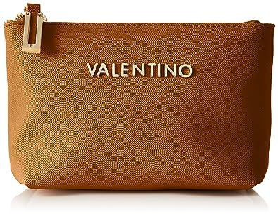 Valentino by Damen Lily Clutch, Braun (Cuoio), 10x15x25 cm Mario Valentino