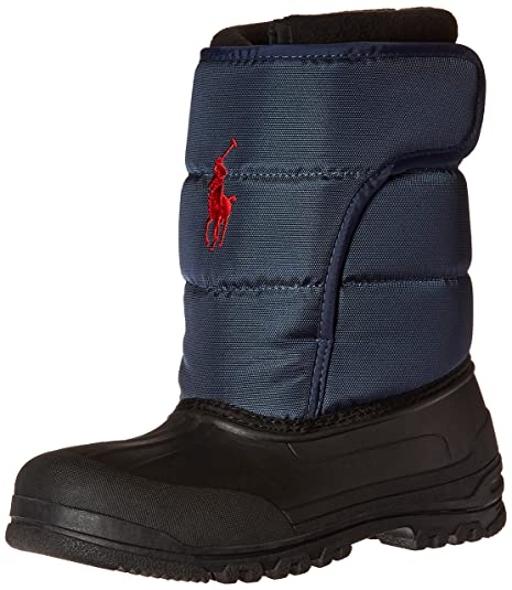 6fb6731f7 Polo Ralph Lauren Kids Hamilten II EZ Winter Fashion Boot (Toddler Little  Kid