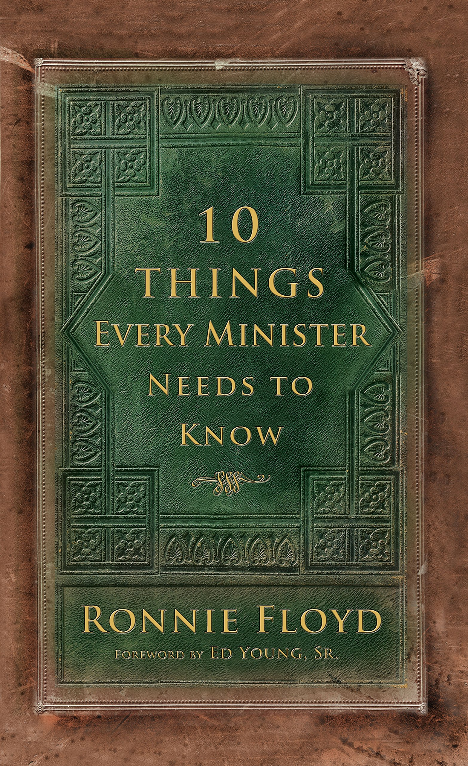 Ten Things Every Minister Needs to Know pdf