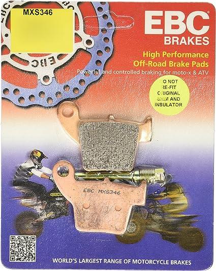 Brake System Replacement Parts eledenimport.com EBC Brakes MXS185 ...