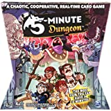 Spin Master Games 5 – Minute Dungeon Fun Card Game for Kids and Adults