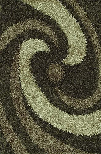 Dalyn Rugs Visions VN 6 Taupe Area Rug, 8-Feet by 10-Feet
