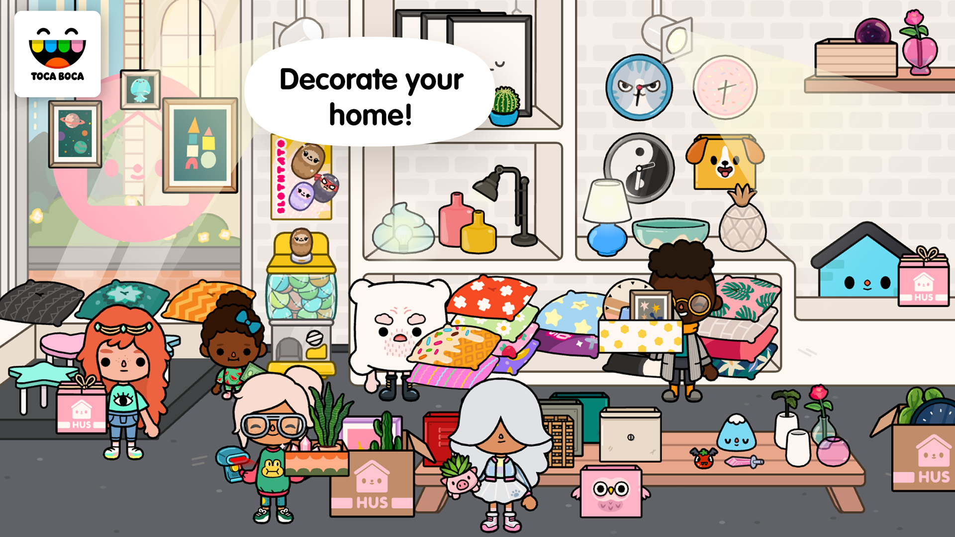 Toca Life: Neighborhood: Amazon.es: Appstore para Android