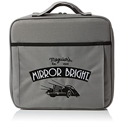 Meguair`s MBBAG Grey Meguiars Mirror Bright Bag: Automotive