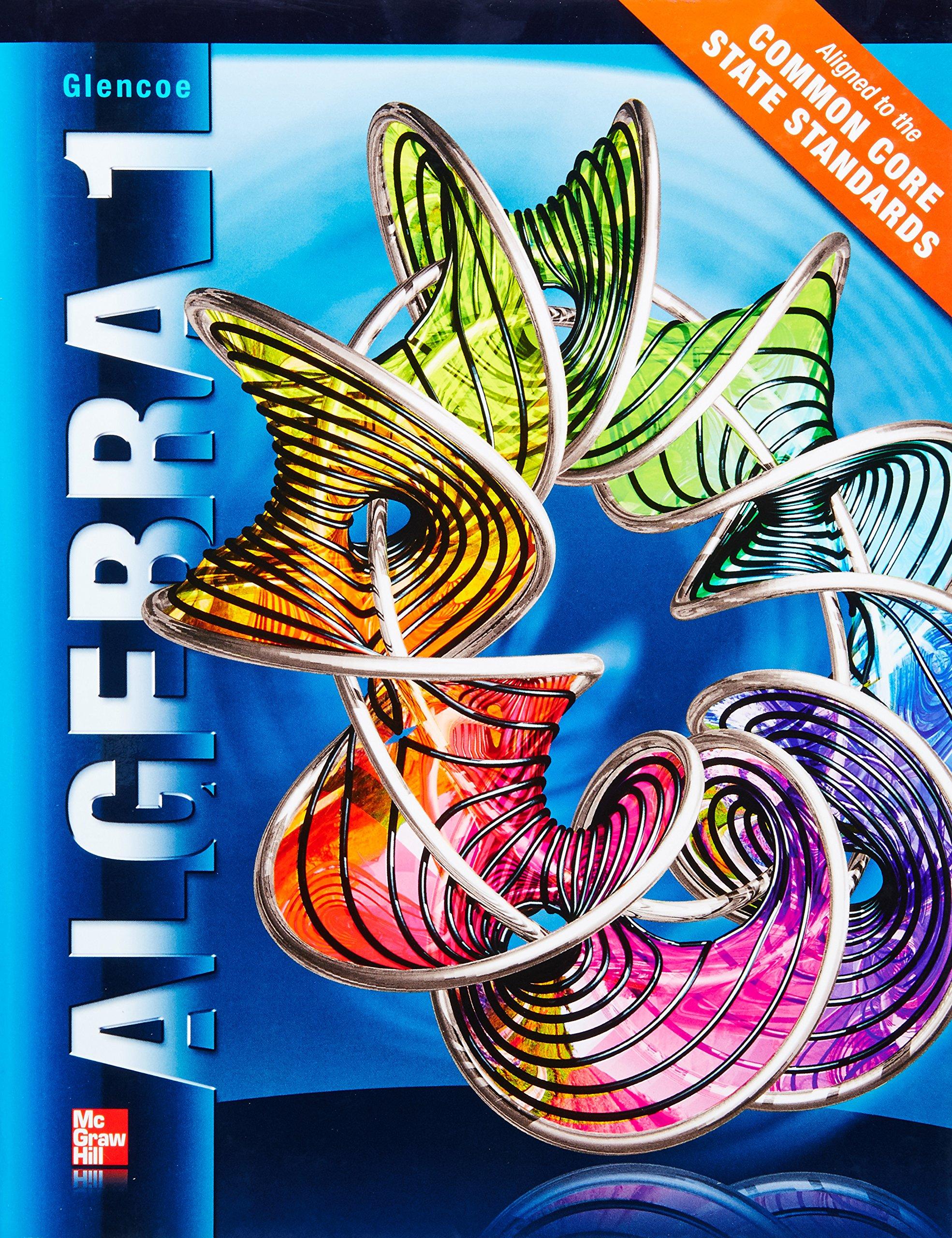 Algebra 1, Student Edition (MERRILL ALGEBRA 1) by Brand: Glencoe/McGraw-Hill