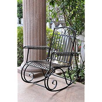 Amazon Com Mainstays Jefferson Wrought Iron Porch