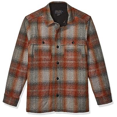 Pendleton Men's Wool Overshirt at Men's Clothing store