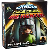 Stronghold Games Space Cadets Dice Duel Die Fighter Exp Game