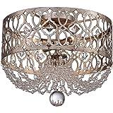 Amazon.com: LBL iluminación Roca Candy clara 60 W colgante 1 ...