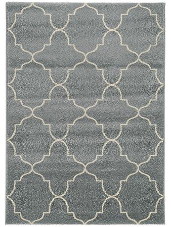 Benuta Teppich Justin Türkis 80x150 Cm | Moderner Teppich Für Wohn  Und  Schlafzimmer