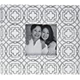 "K&Company 30-705104 8"" x 8"" Patterned Post Bound Window Album"