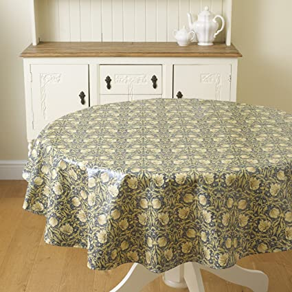 """NON COATED 100/% COTTON LOT OF 3 x 71/"""" ROUND FRENCH TABLECLOTHS MIX MATCH OK NEW!"""