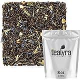 Tealyra - Earl Grey Premium - Best Classic Black Loose Leaf Tea - Fresh Award Winning Tea - Medium Caffeine - All Natural - 220g (8-ounce)
