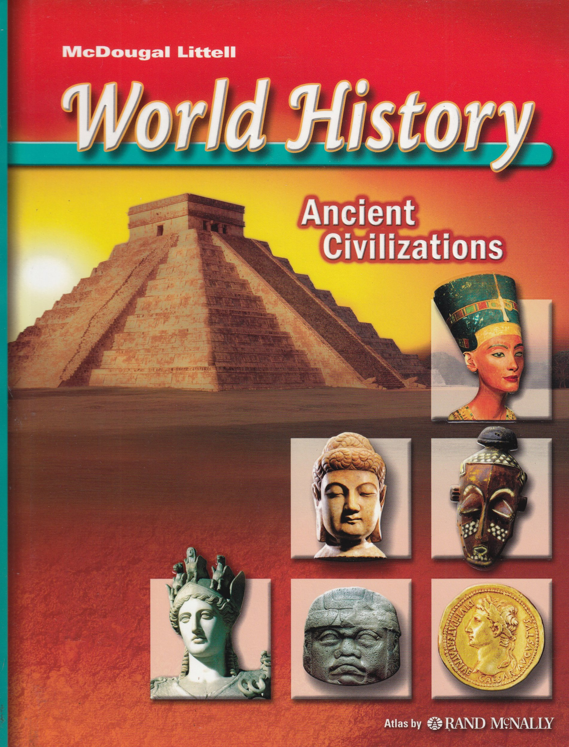 World History: Ancient Civilizations: MCDOUGAL LITTEL