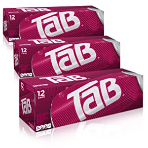 TaB Fridge Pack Bundle, 12 fl oz, 36 Pack