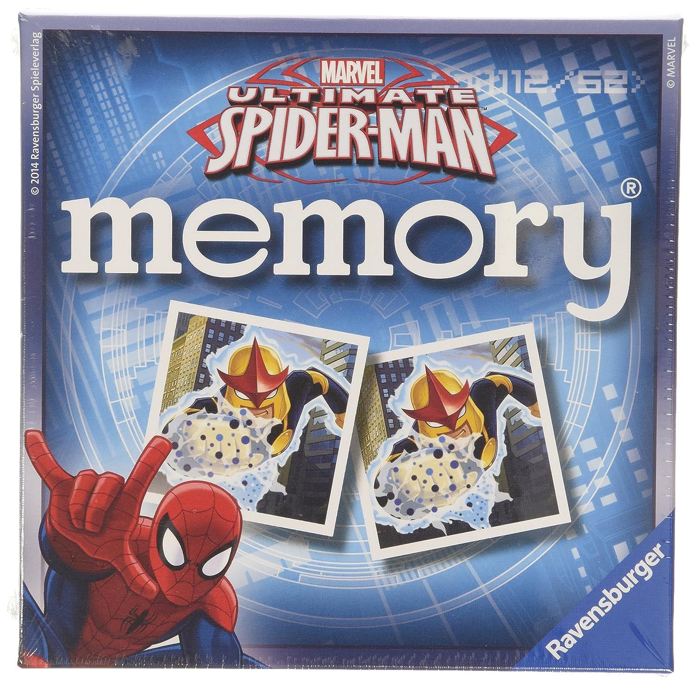 Ravensburger Ultimate Spider-man Mini Memory Game 21094