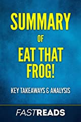 Summary of Eat That Frog!: Includes Key Takeaways & Analysis Kindle Edition