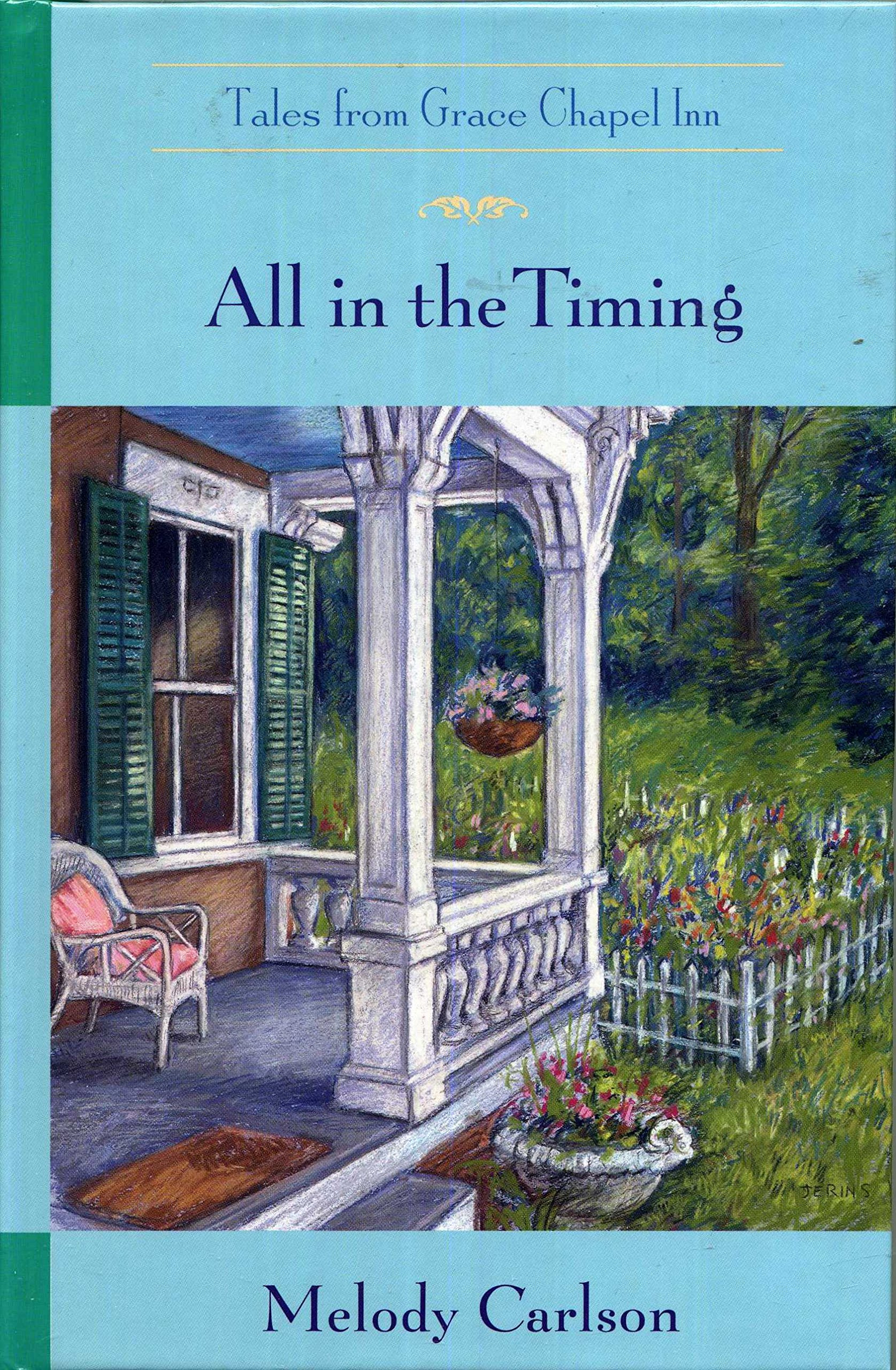 Download Tales from Grace Chapel Inn; All in the Timing PDF