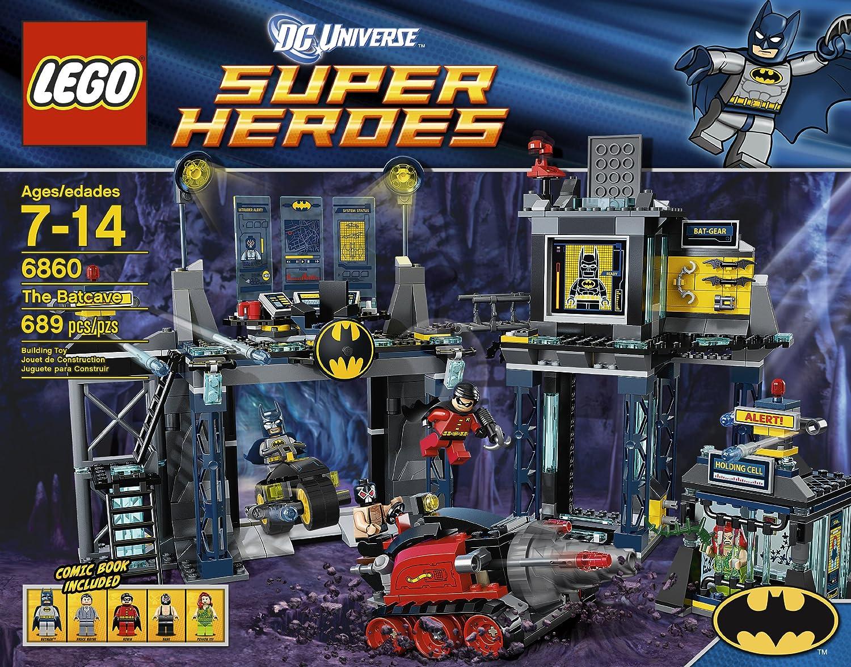 Lego Super Heroes Batman Figur Poison Ivy 6860 NEU