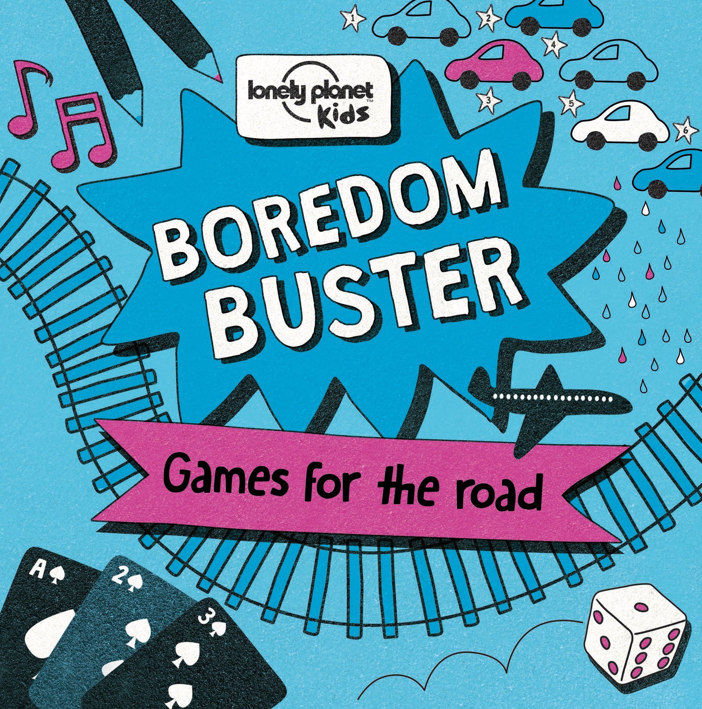 Boredom Buster (Lonely Planet Kids) [Idioma Inglés]