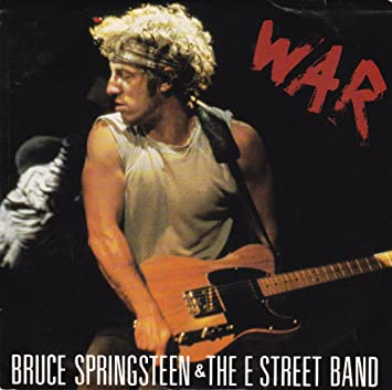 Bruce Springsteen Christmas.Bruce Springsteen And The E Street Band War Merry