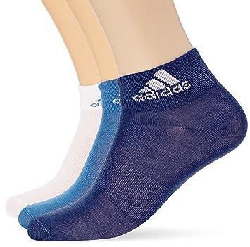 Adidas S99888 Calcetines, Hombre, Azul (Maruni/Blanco / Azubas), 35