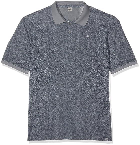 LERROS Große Größen Herren Poloshirt Lerros Polo Größen Grau (Pale Grey 223),  XXXXX