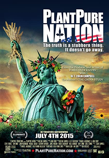 PlantPure Nation (DVD)