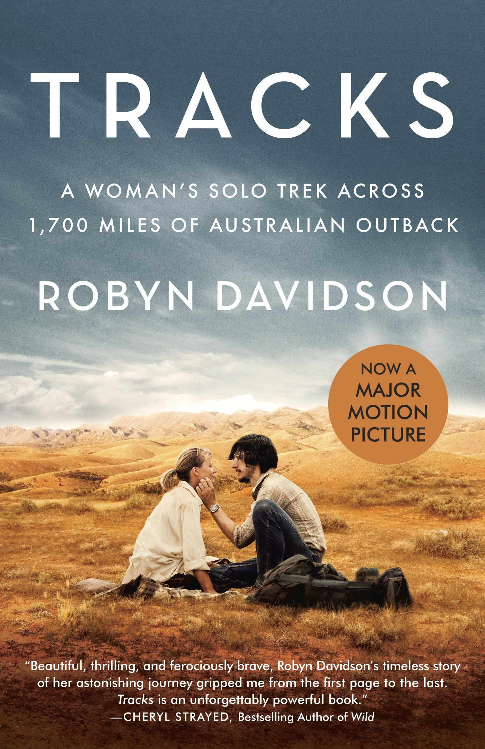 Download Tracks (Movie Tie-in Edition): A Woman's Solo Trek Across 1700 Miles of Australian Outback (Vintage Departures) PDF