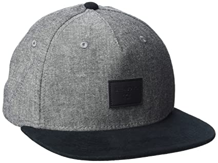 BILLABONG Gorra Oxford para Hombre, Hombre, Oxford Snap Back, Negro, U