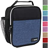 OPUX Premium Insulated Lunch Box | Soft Leakproof School Lunch Bag for Kids, Boys, Girls | Durable Reusable Work Lunch…
