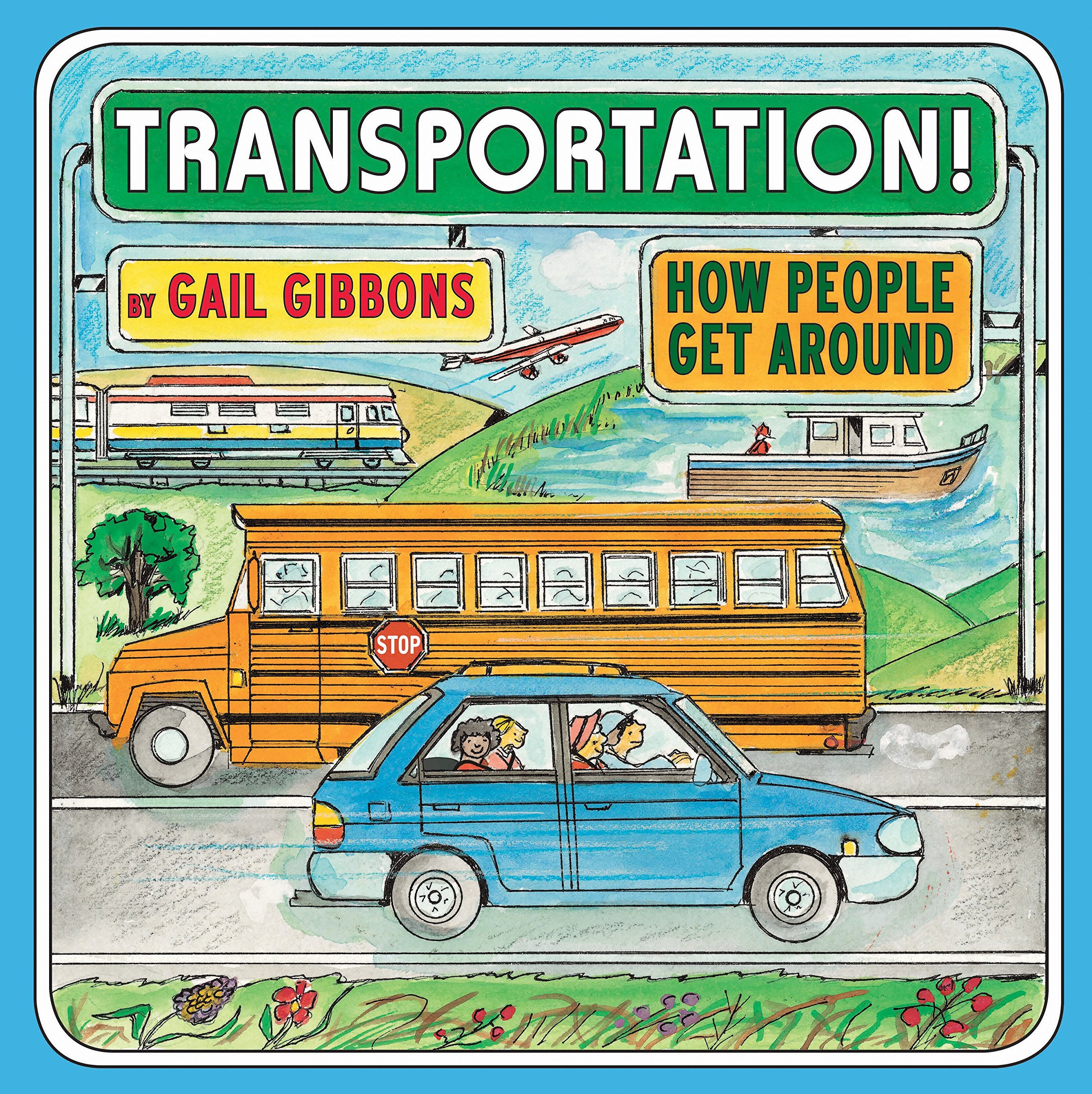 Transportation: How People Get Around