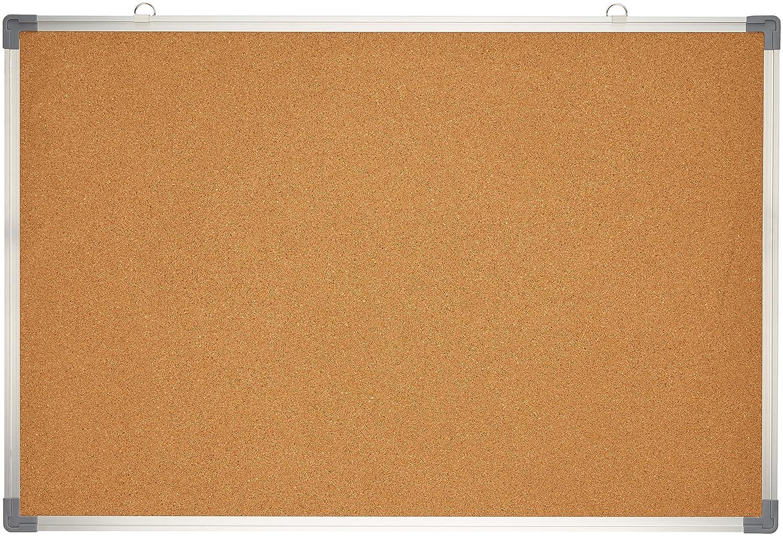 Cofan 21201125 Pizarra Fondo de Corcho, 600 x 900 mm: Amazon ...