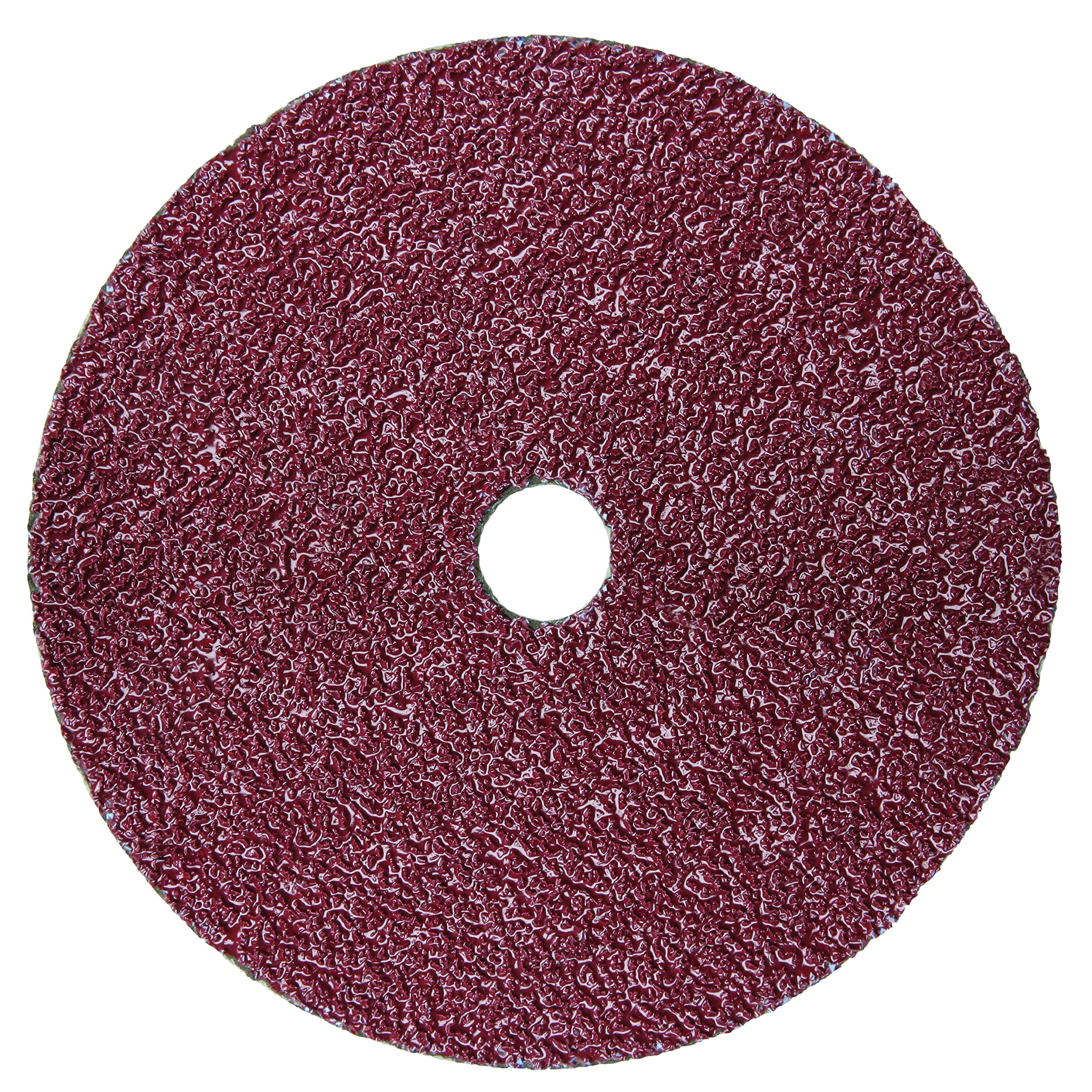 3M ABR-982C-36-4.5x0.875(25) Cubitron II Fibre Disc, 4-1/2'' x 7/8'', 36+ Grade (Pack of 25) by TapeCase