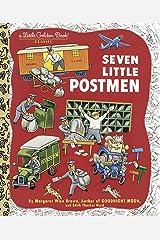 Seven Little Postmen (Little Golden Book) Hardcover