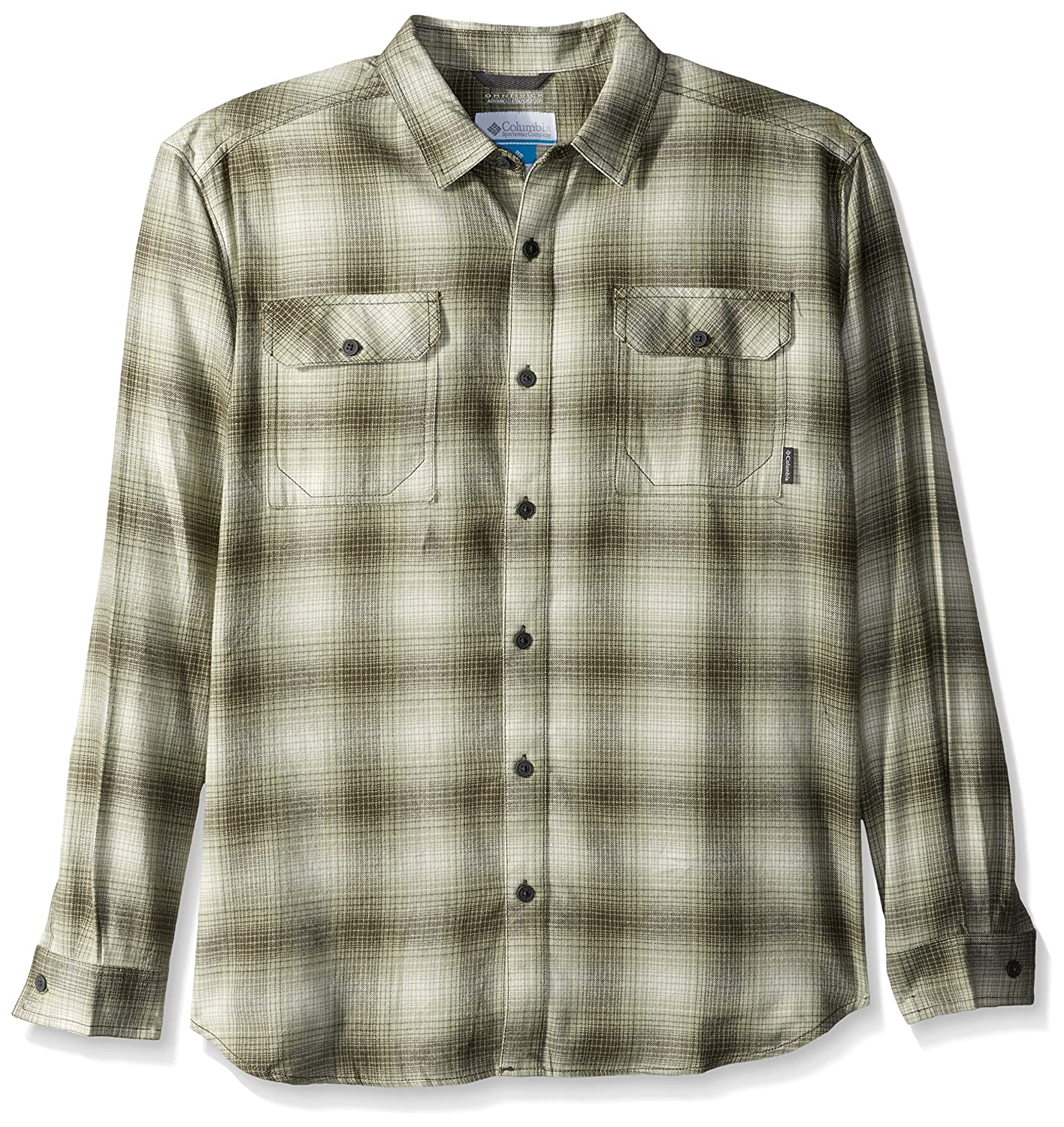f6ad2aaceb6 Columbia Men's Flare Gun Flannel III Long Sleeve Shirt at Amazon Men's  Clothing store: