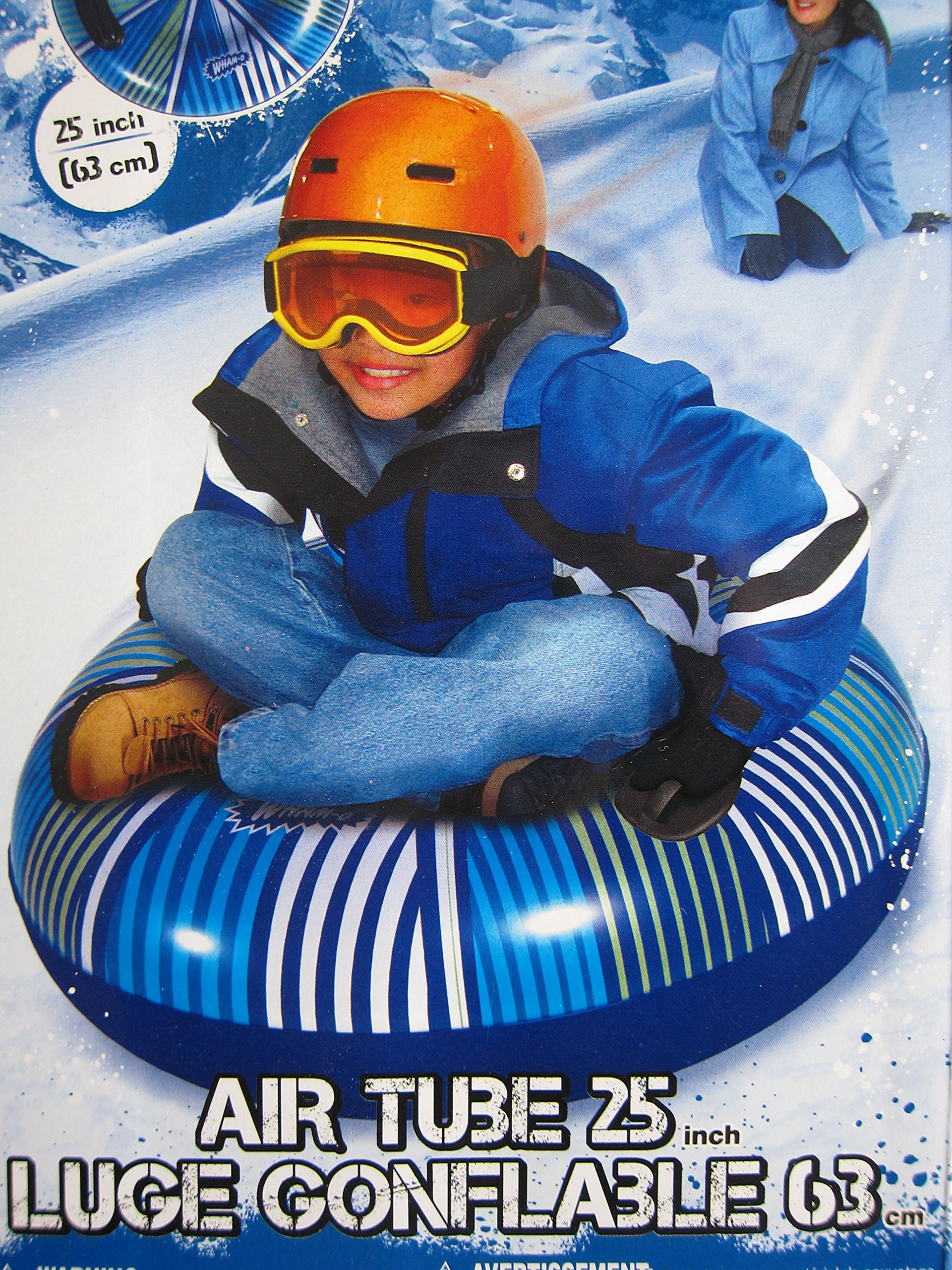 Wham-O Swirling Snow Design 25 Inch Snow Tube