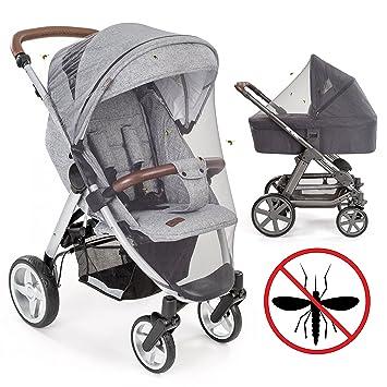 f67b7885d9 Universal Insektenschutz/Mückennetz für Kinderwagen & Buggy | idealer  Schutz vor Wespen & Stechmücken dank