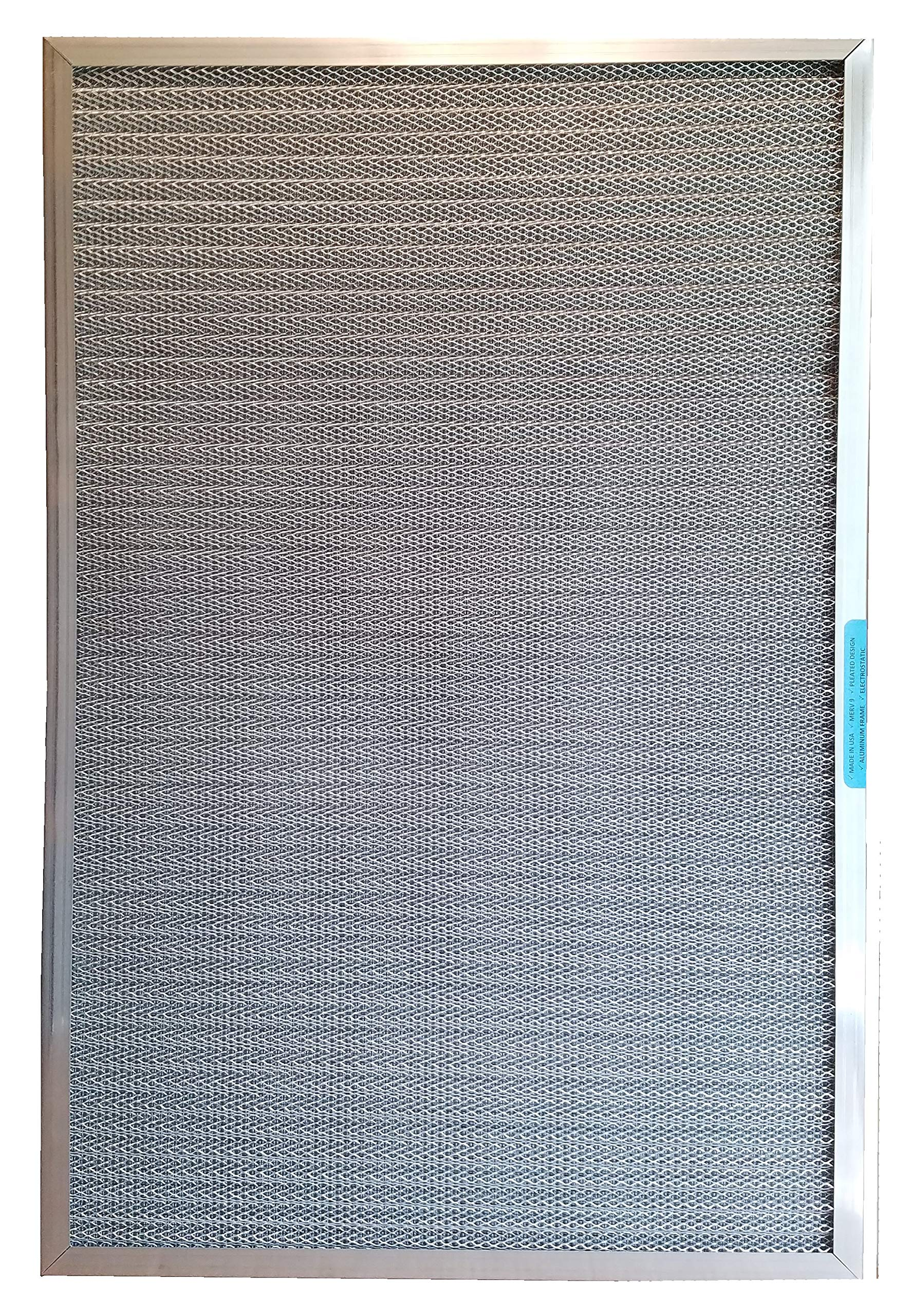 6x14x1 Electrostatic Washable Permanent A/C Furnace Air Filter