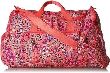 Vera Bradley Lighten Up Ultimate Gym Bag, Polyester