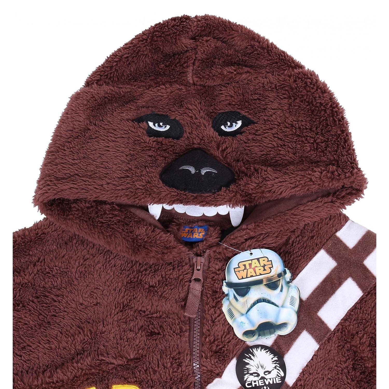 Herren Pyjama Schlafanzug / Overall / Kostüm / Onesie STAR WARS Chewbacca:  Amazon.de: Bekleidung
