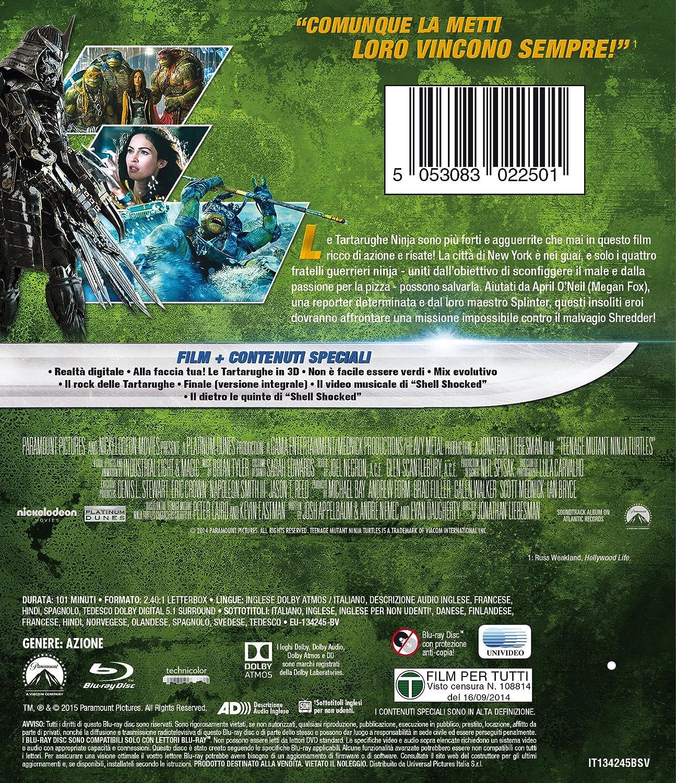 Amazon.com: Tartarughe Ninja: Cine y TV