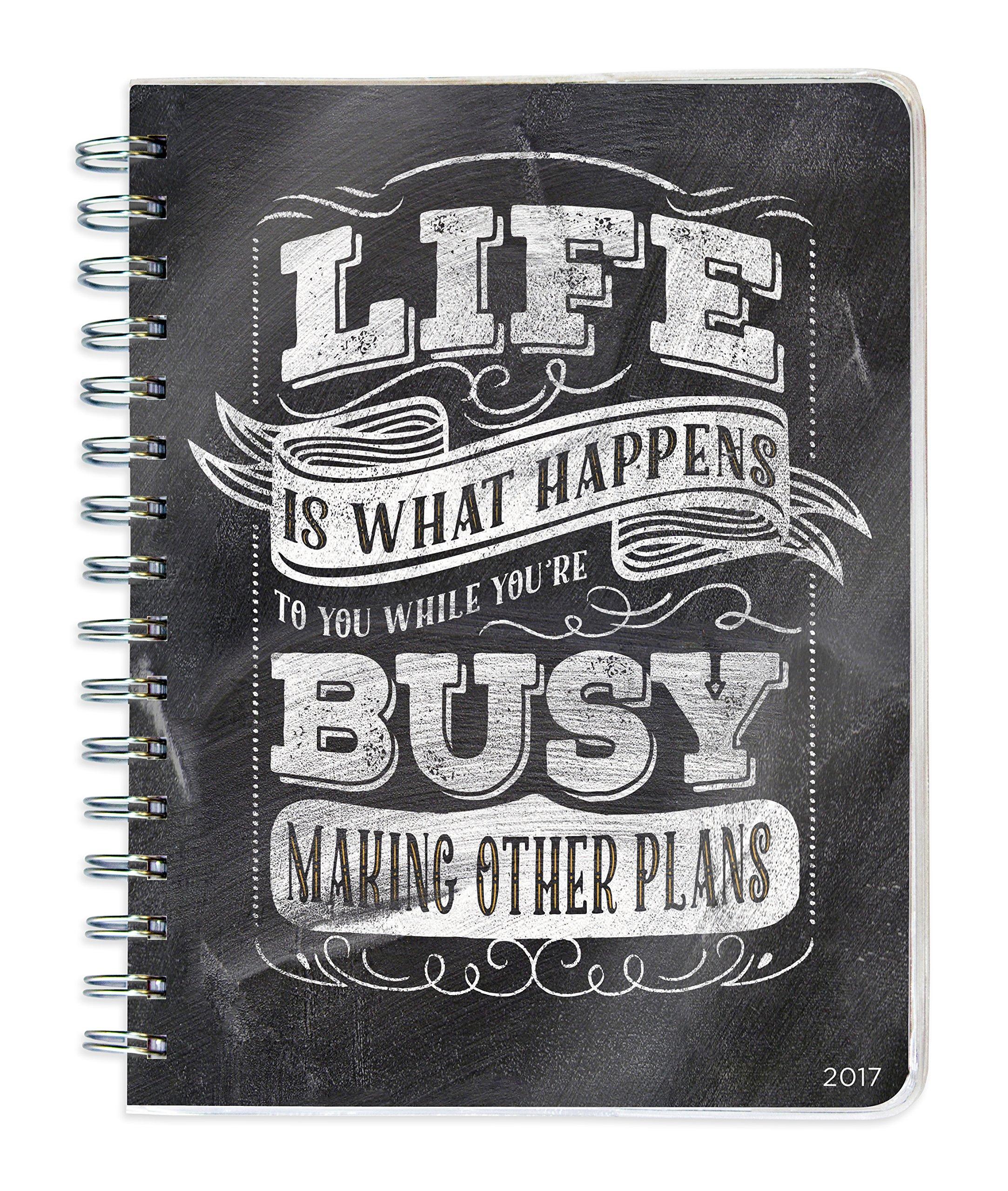 2017 Chalk Plans 12 Month Spiral Engagement Planner: TF ...