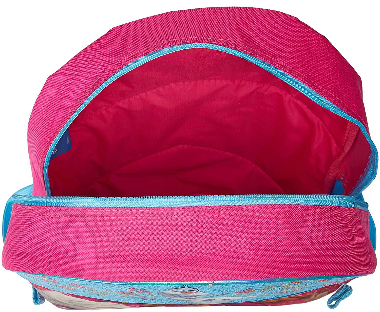 Disney Girls Frozen Backpack Detachable Image 3