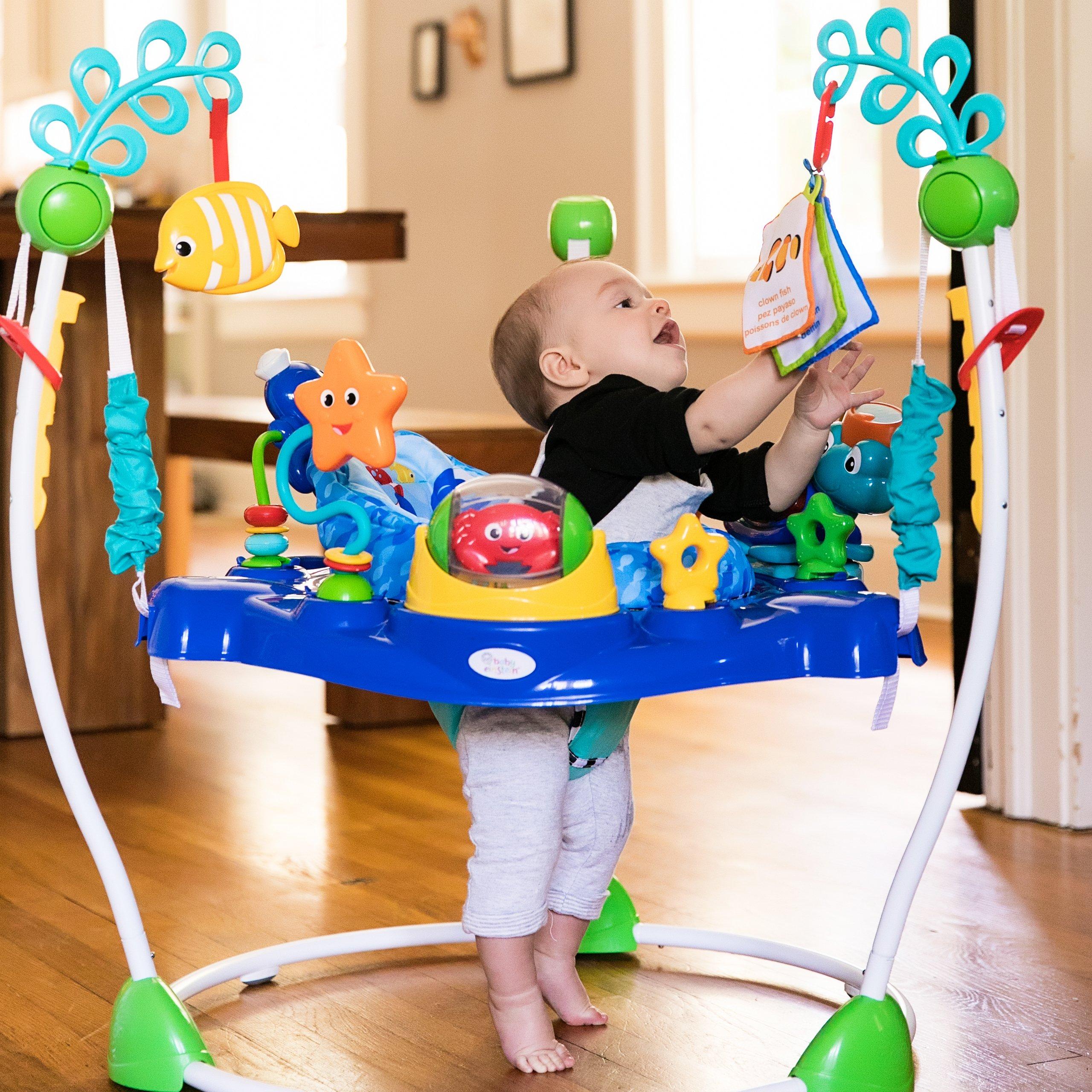 Baby Einstein Neptune's Ocean Discovery Jumper by Baby Einstein (Image #10)
