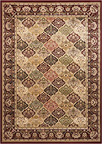 Nourison Ki11 Antiquities Multicolor Rectangle Area Rug