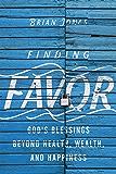 Finding Favor: God's Favor