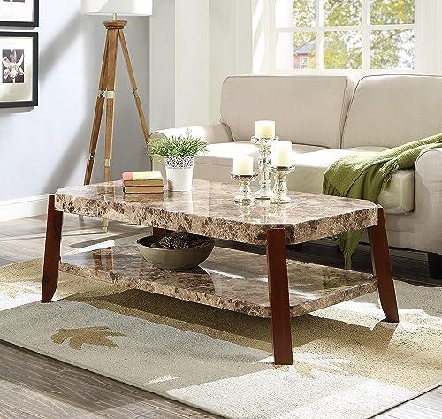 Henn Hart Coffee Table, 1, Gold
